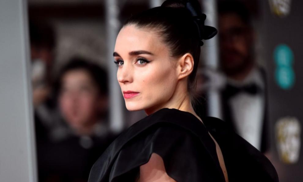 Rooney Mara en los BAFTA.