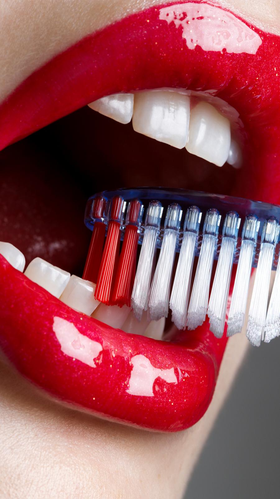 La boca es un importante foco de infecciones.