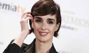 La actriz Paz Vega.