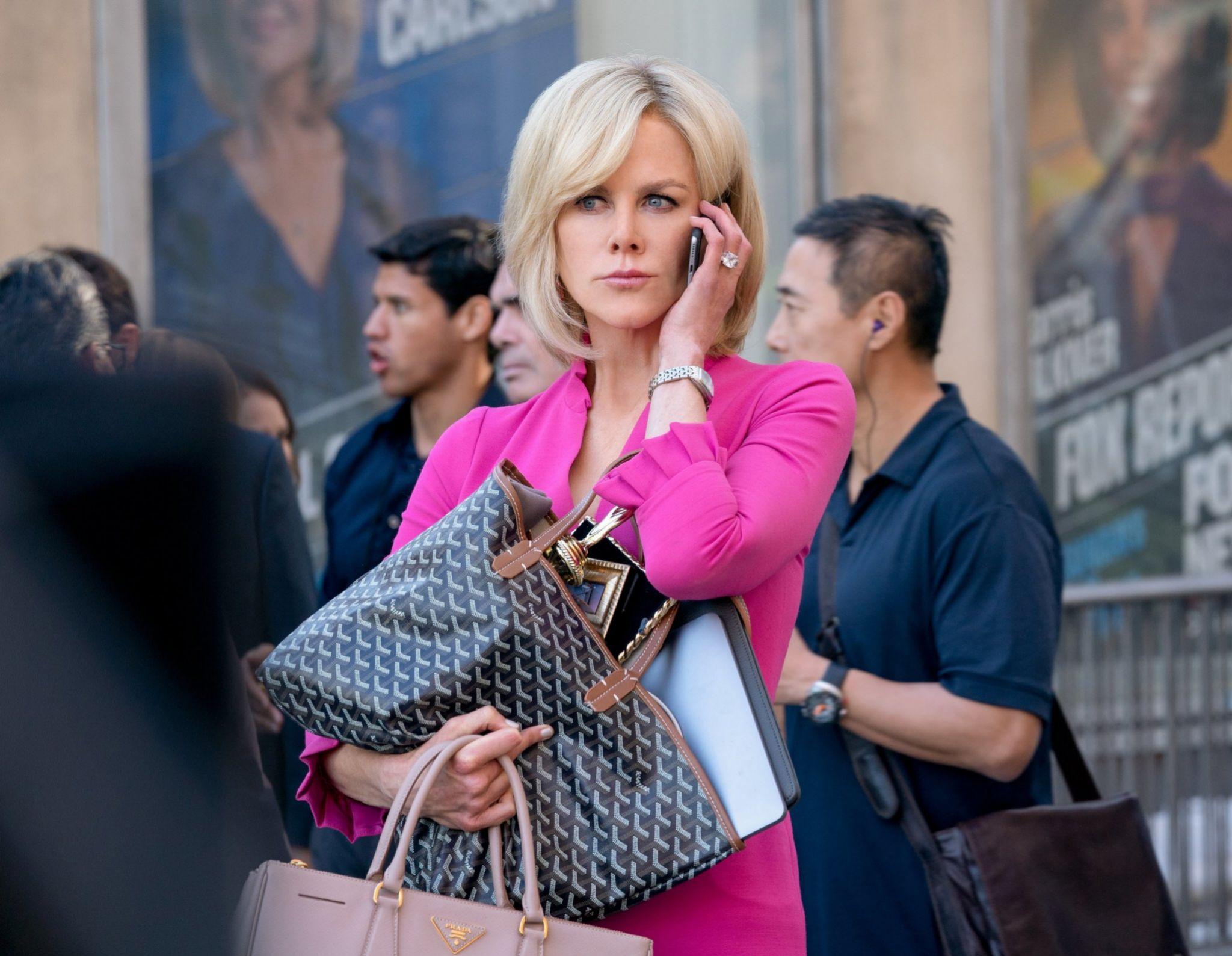 Nicole Kidman en El escándalo