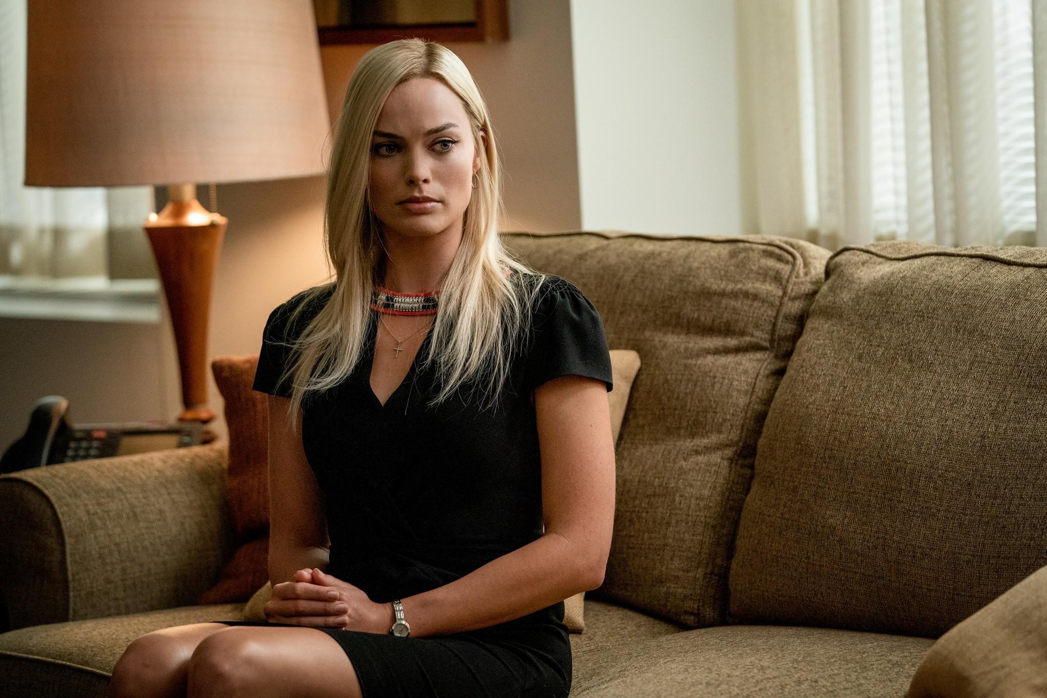 Margot Robbie en El escándalo