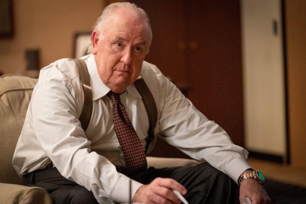 Roger Ailes, interpretado por John Lithgow