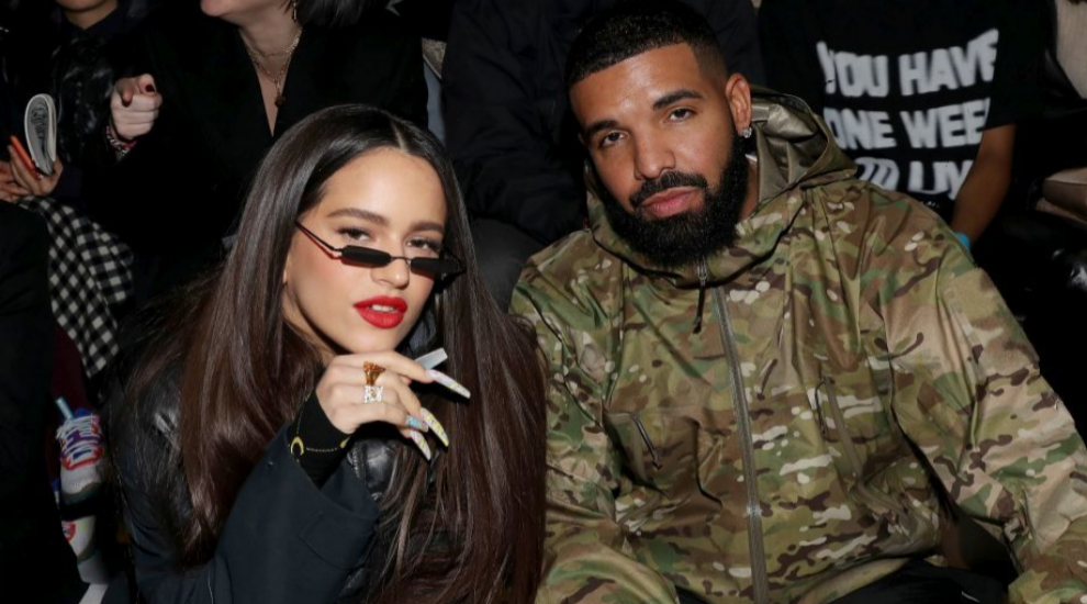 Rosalía y Drake