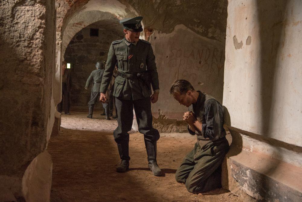 """La cárcel que aparece en """"Vida oculta"""" es la verdadera prisión en la que pasó sus últimos días Franz Jäggerstatter."""