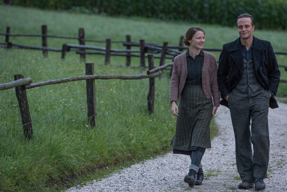 "La película ""Vida oculta"" ha sido rodada en St. Radegund, el pueblo originario de Franz Jäggerstatter."