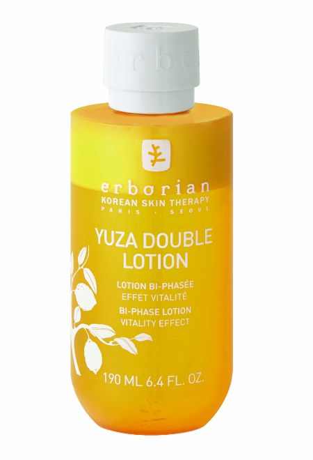 Yuza Double Lotion, de Erborian (28,95 euros, en Sephora).