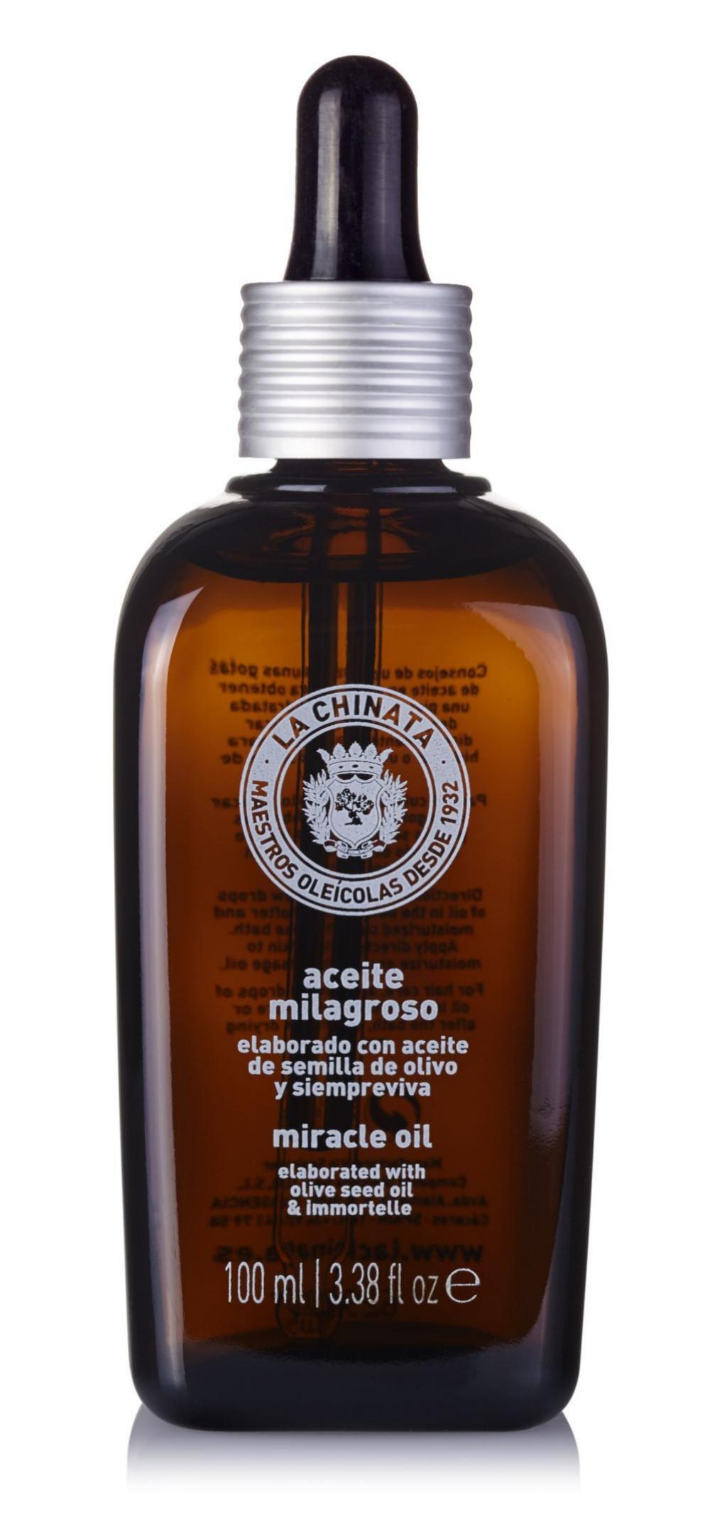 Aceite Milagroso La Chinata (13,50 ¤).