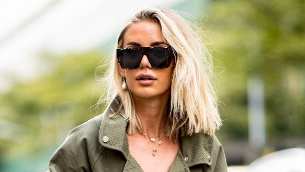En su versión más grunge y con cortes de pelo desfilados, el stone blonde se convertirá en uno de los colores de pelo más buscados.