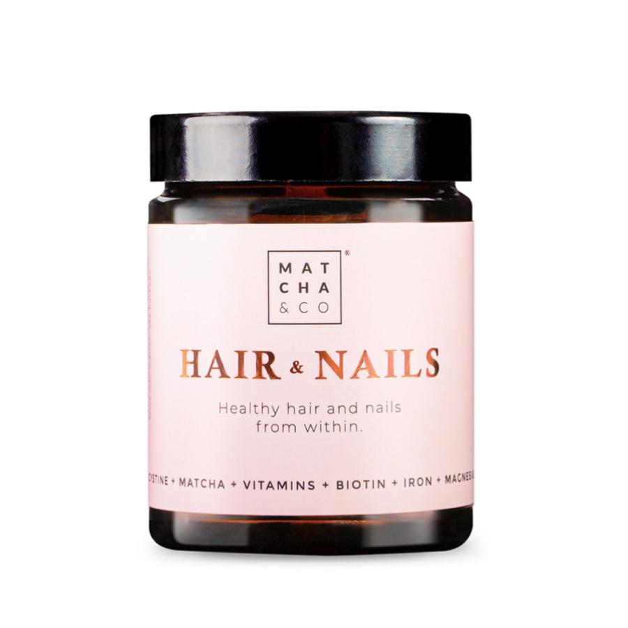 Hair & Nails de Matcha & Co