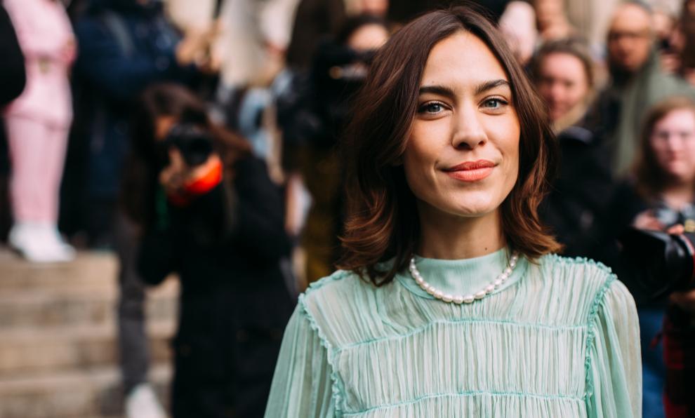 Alexa Chung presenta el nuevo reality de moda