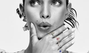 Los anillos son una buena joya para regalar en San Valentín.