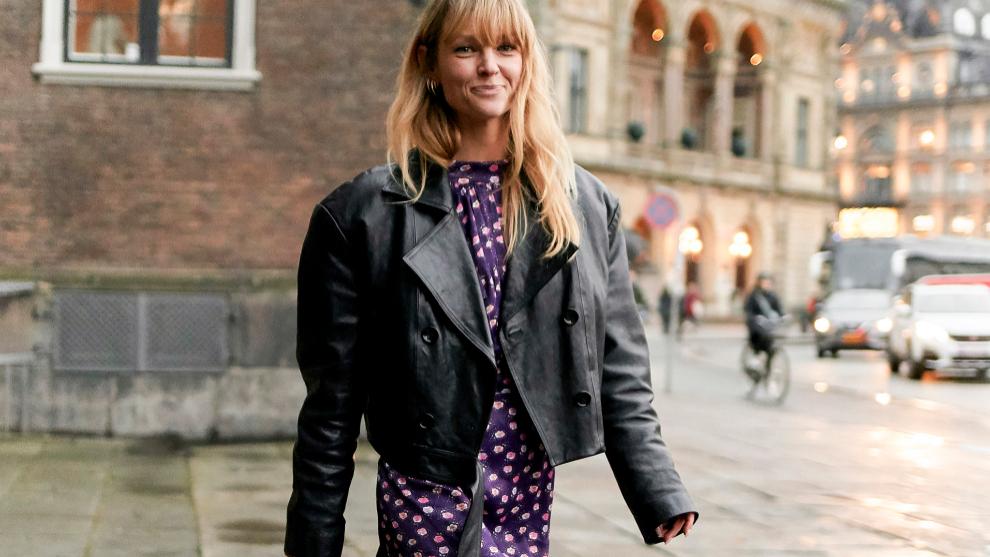 Jeanette Madsen nos inspira con uno de los vestidos que ha lucido en...