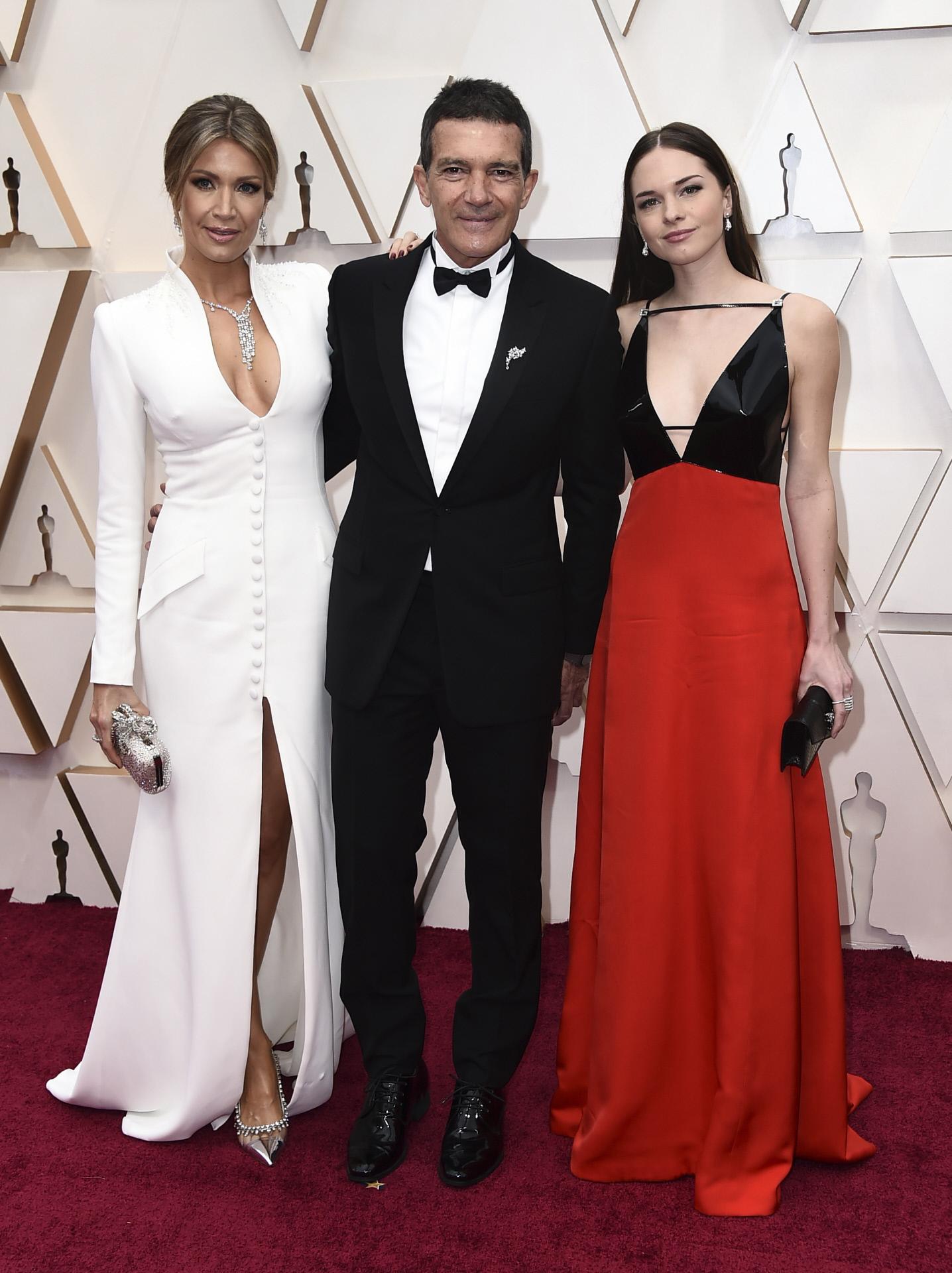 Nicole Kimpel de Pronovias, Antonio Banderas y Stella del Carmen...