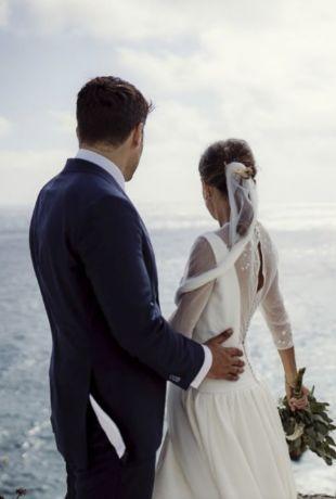 Virginia y Eduard, una boda de otoño en Ibiza