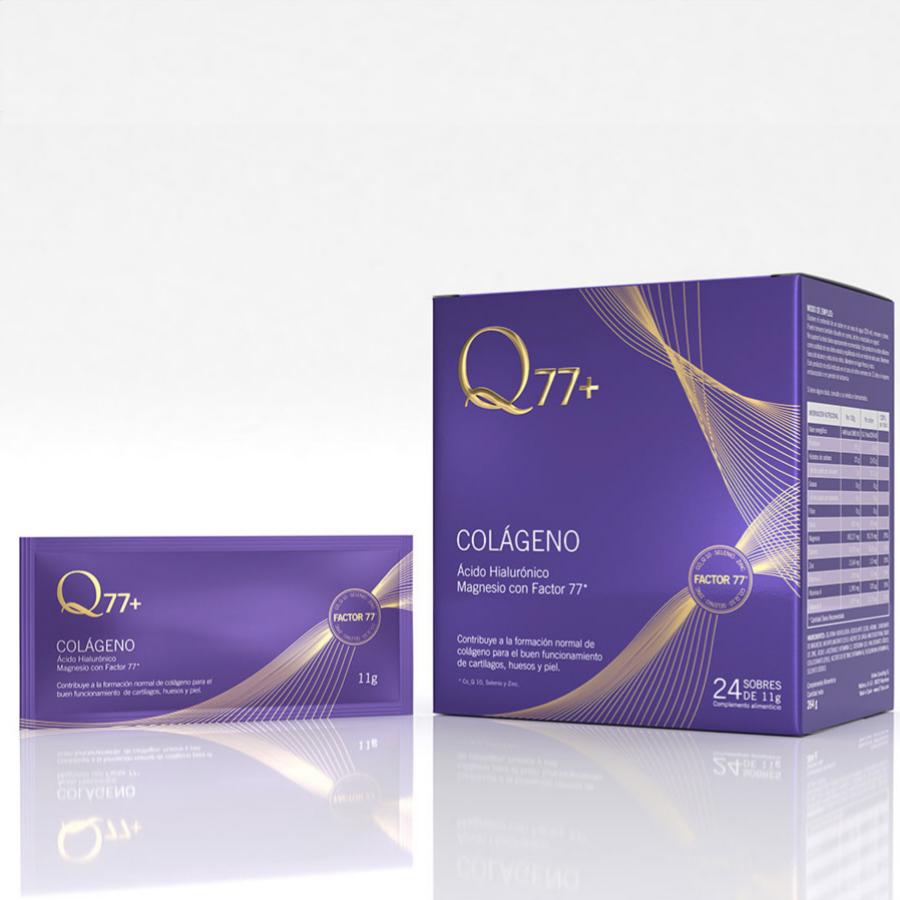 Q77 con colágeno