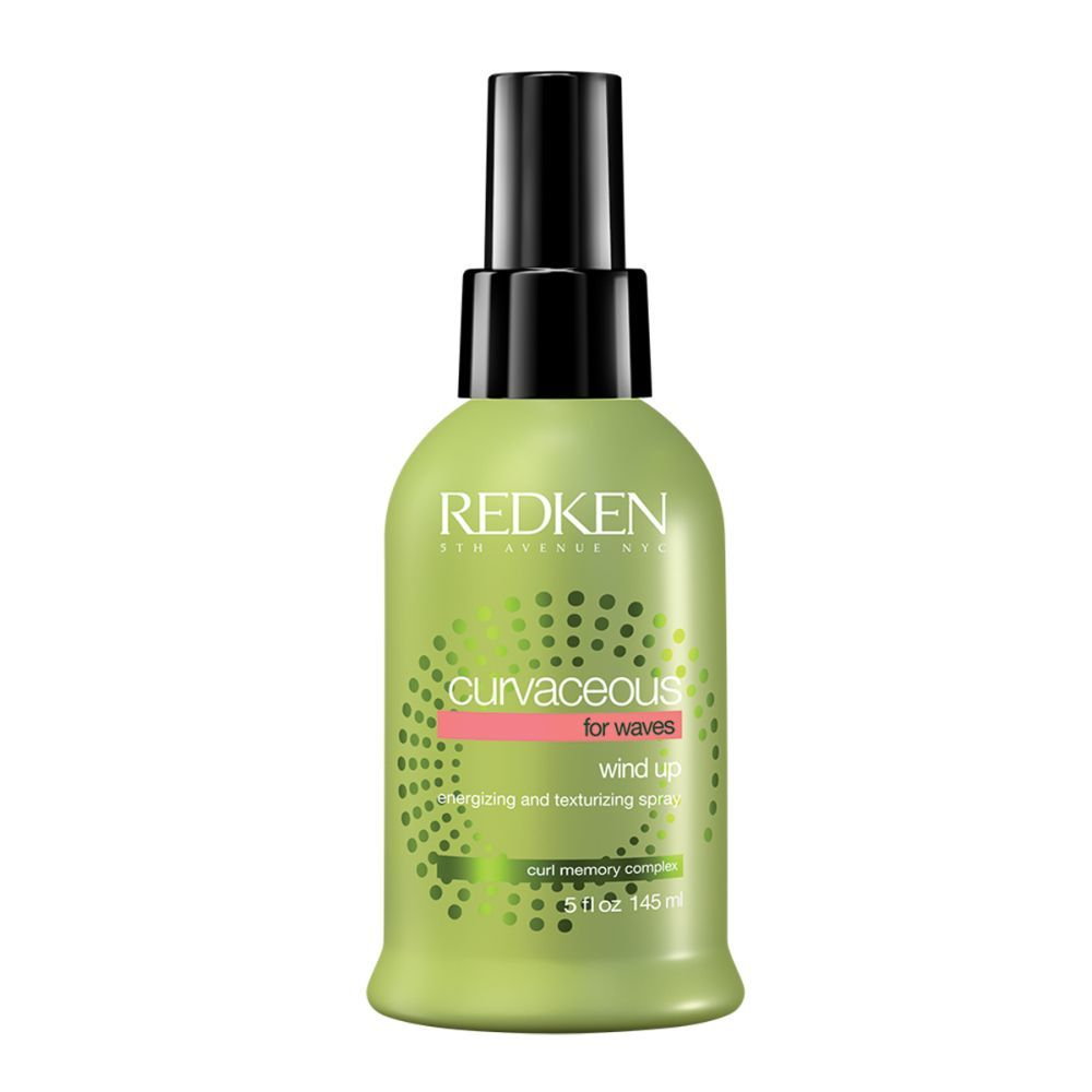 Spray activador de rizos Wind Up de Redken.