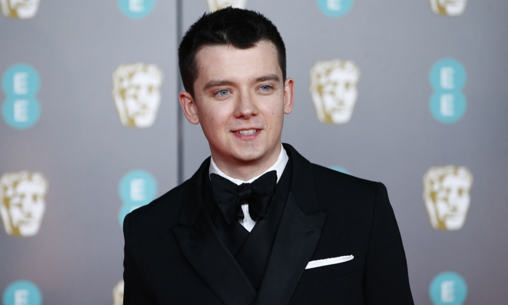 Asa Butterfield, el protagonista de la serie Sex Education, Otis...
