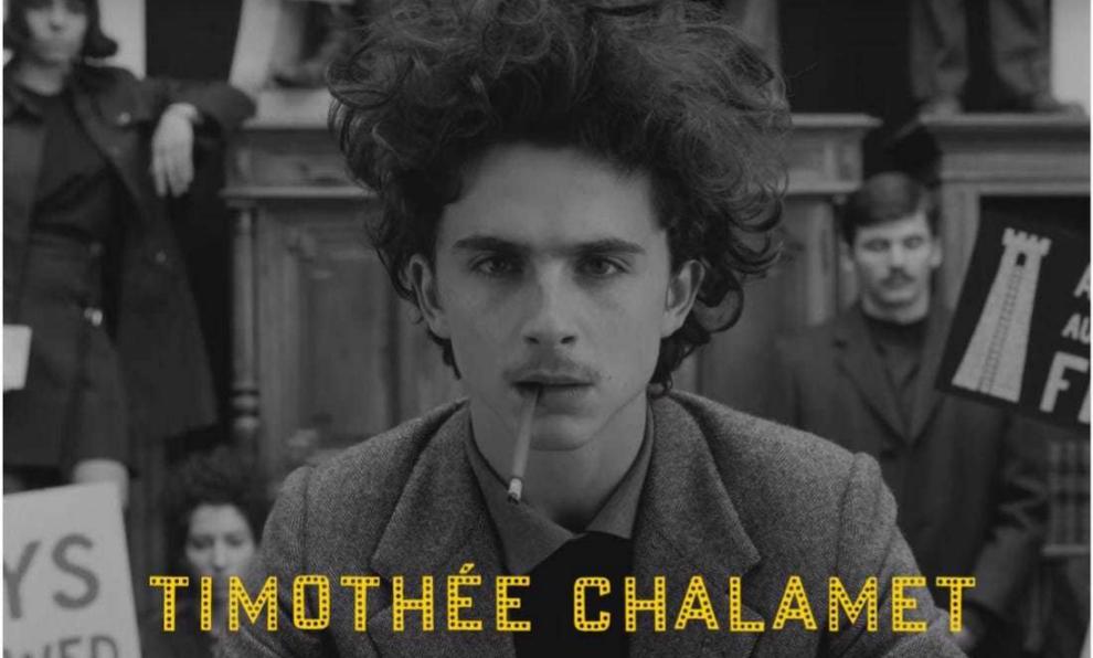 Timothée Chalamet es el protagonista de la nueva película de Wes...