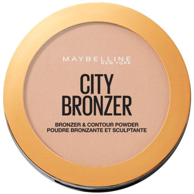 Polvos bronceadores City Bronzer, de Maybelline Nueva York (7,99 euros).