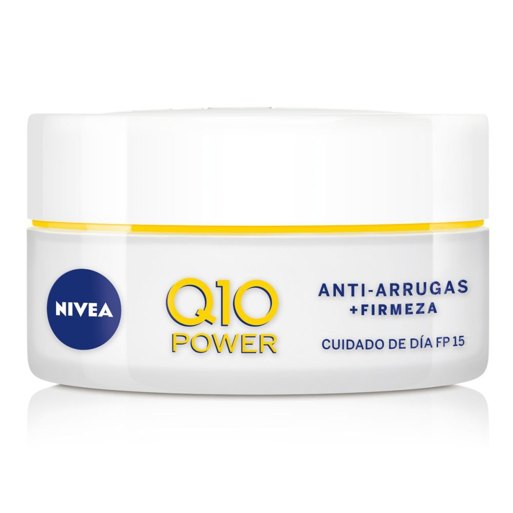 Crema antiedad Q10 Power de Nivea.