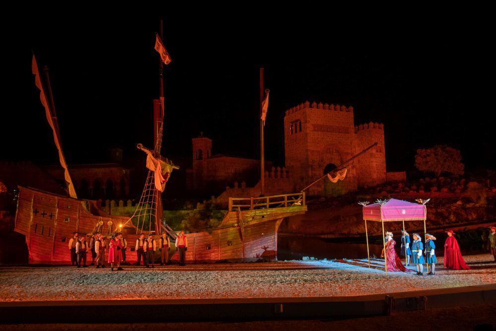 La nueva temporada de Puy du Fou España se compondrá de 65 representaciones entre el 8 de abril y el 24 de octubre.