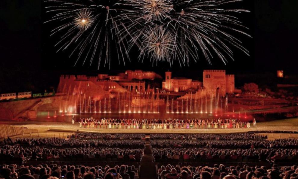 El espectáculo de El Sueño de Toledo, de Puy du Fou España, vuelve...