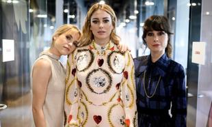 Ana Fernández, Blanca Suárez y Nadia de Santiago dan vida a Carlota,...