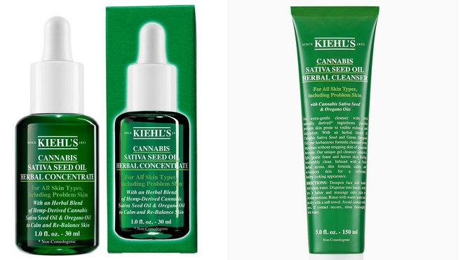 En las boutiques de Kiehl's ya cuentan con este sérum y limpiadora a...