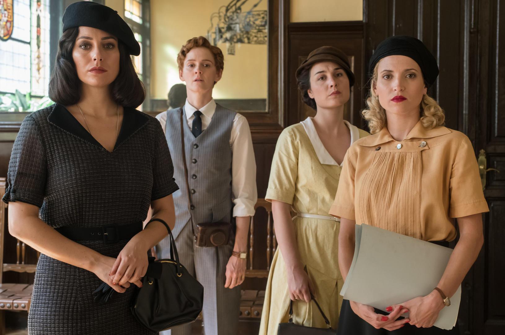 Diversas ficciones, tanto series como películas, pueden consumirse en las plataformas de streaming.