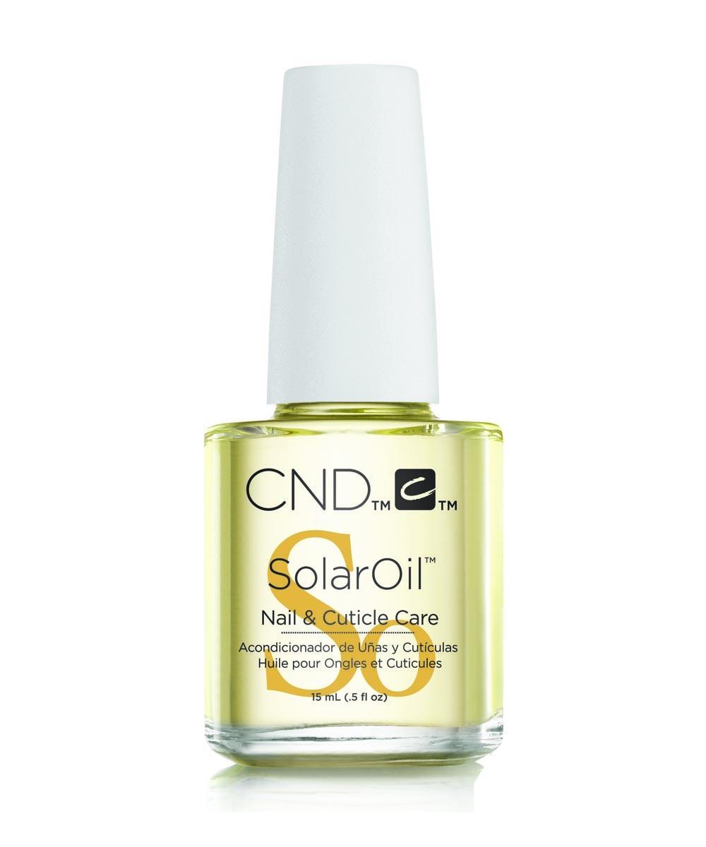 Aceite para las cutículas Solar Oil de CND.