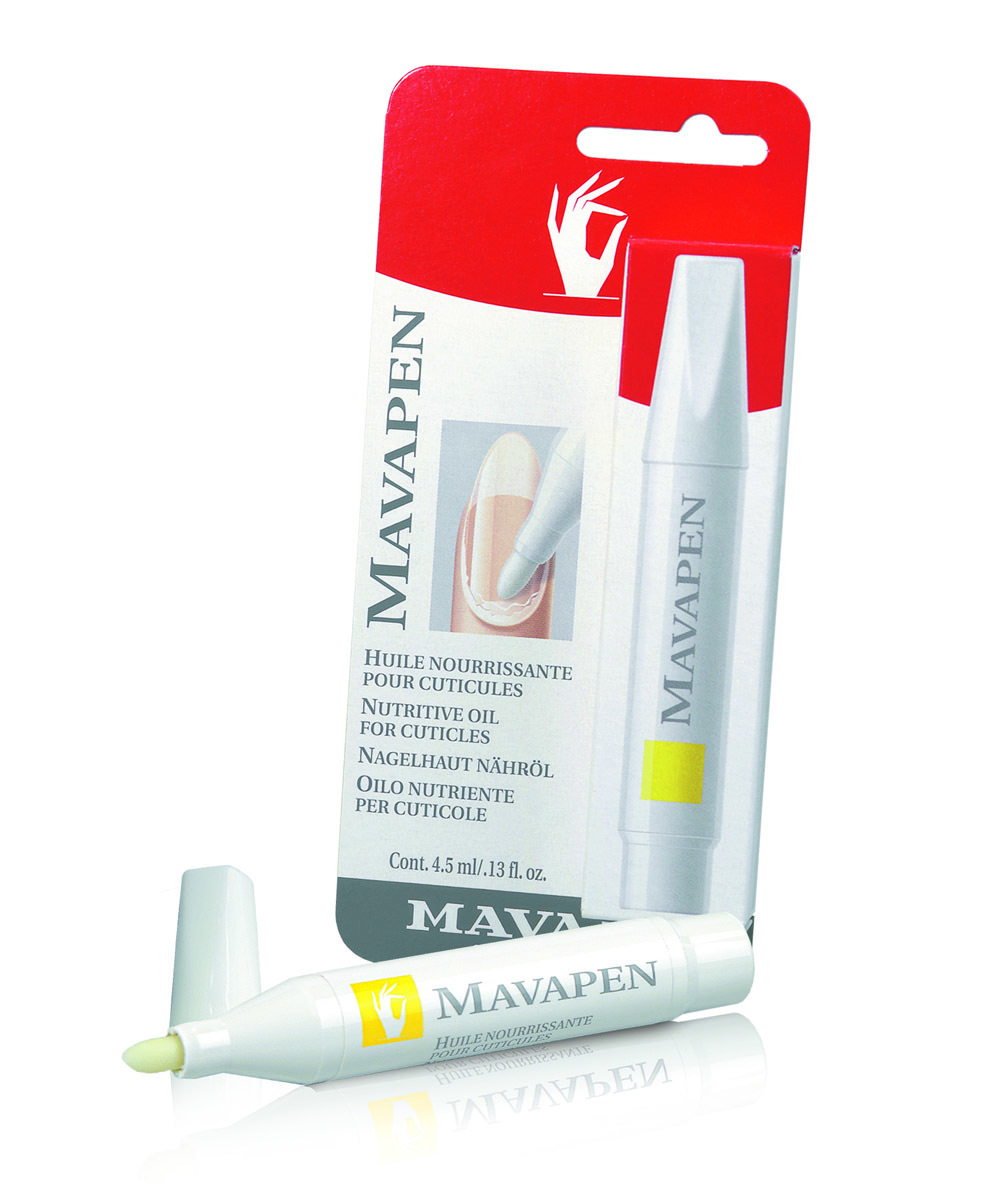 Aceite de cutículas Mavapen de Mavala.
