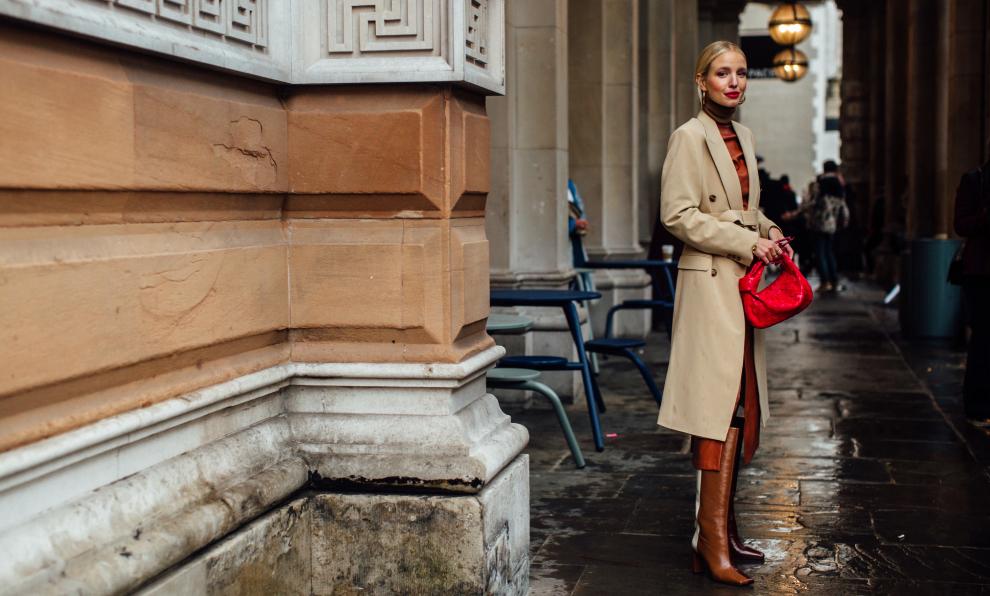 Invitada a la Londres Fashion Week