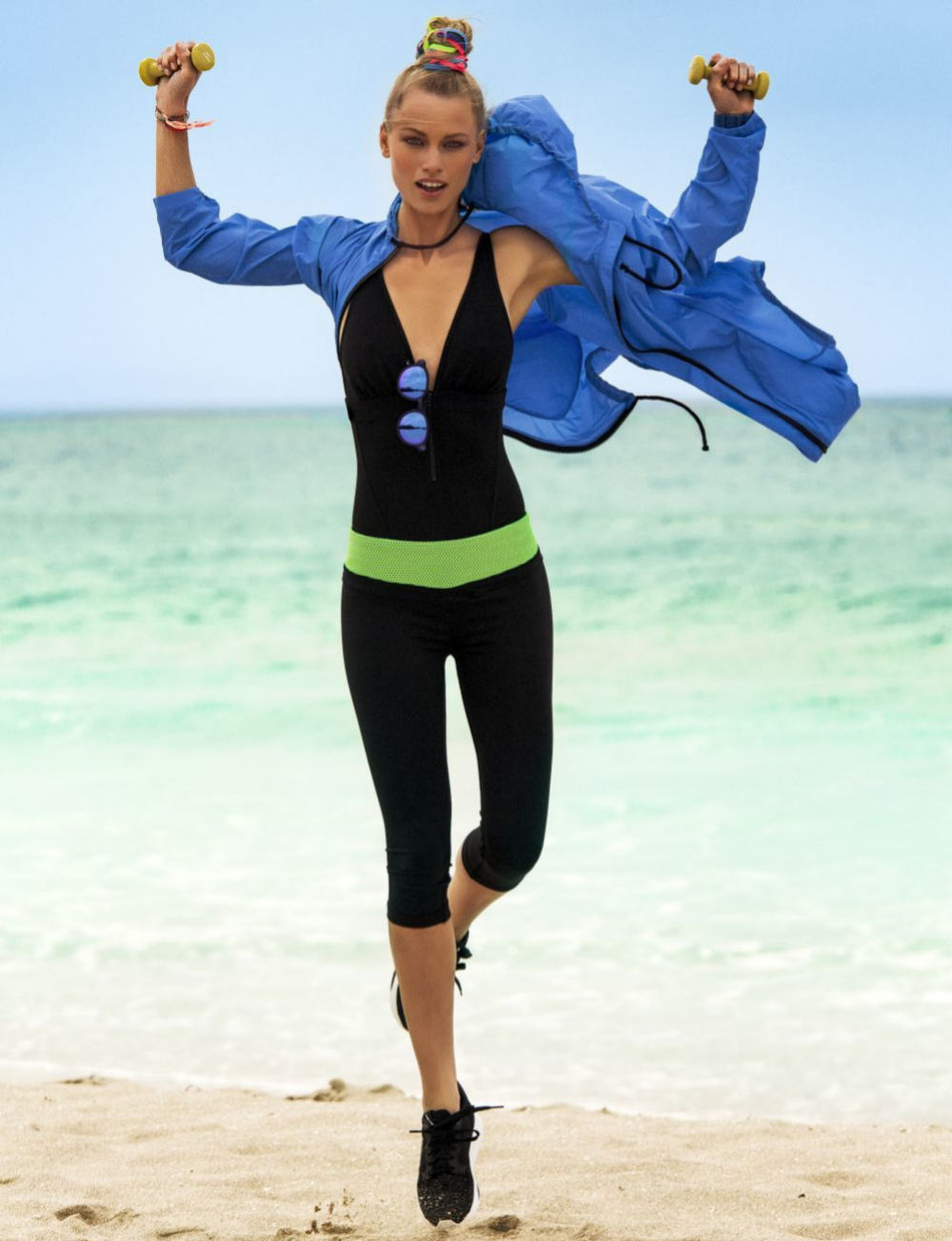 La combinación de ejercicio cardio con pesas es perfecta para evitar la pérdida de masa muscular.