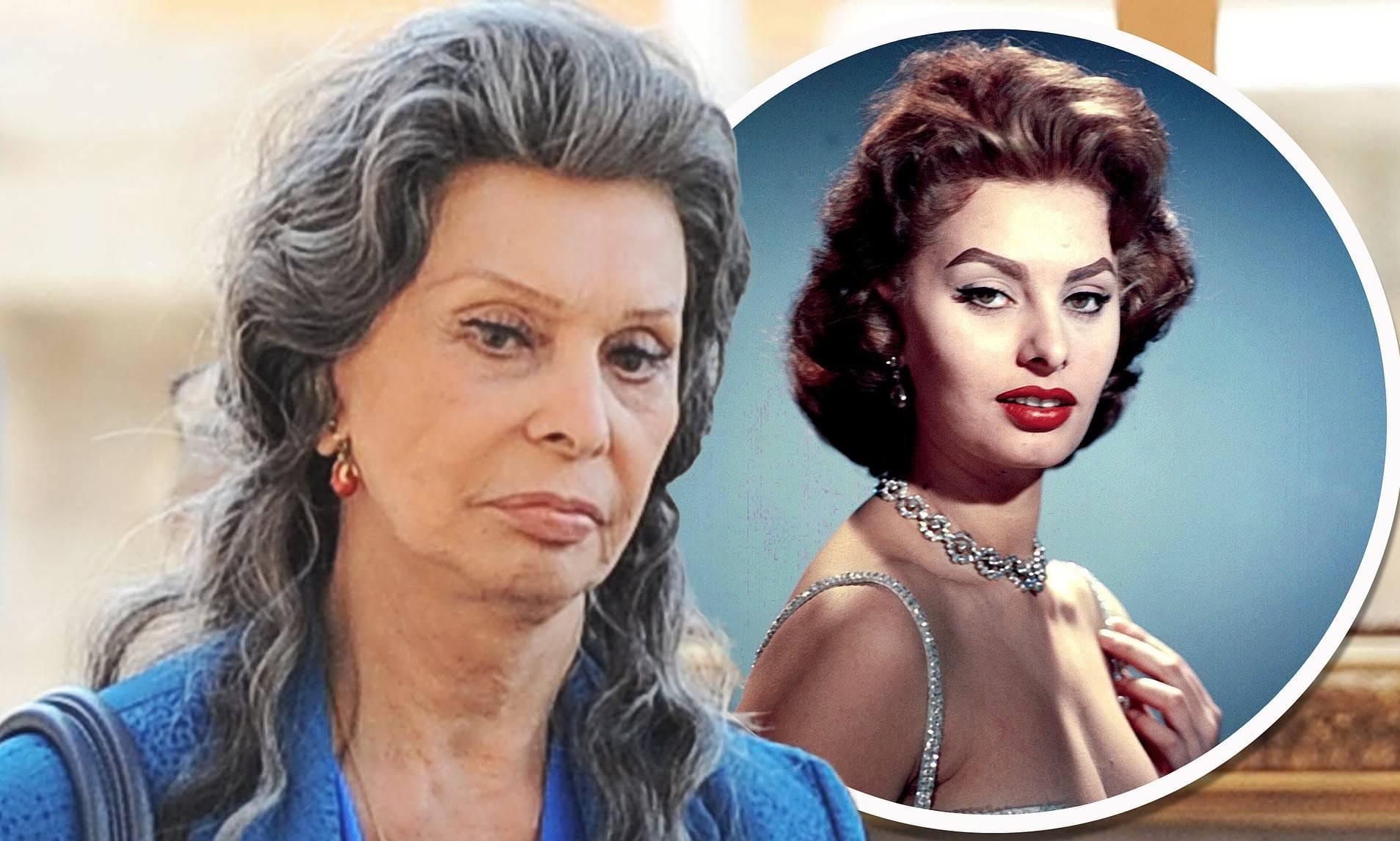 """Sofia Loren interpreta a Madame Rosa en la película """"La vita davanti a sé""""."""