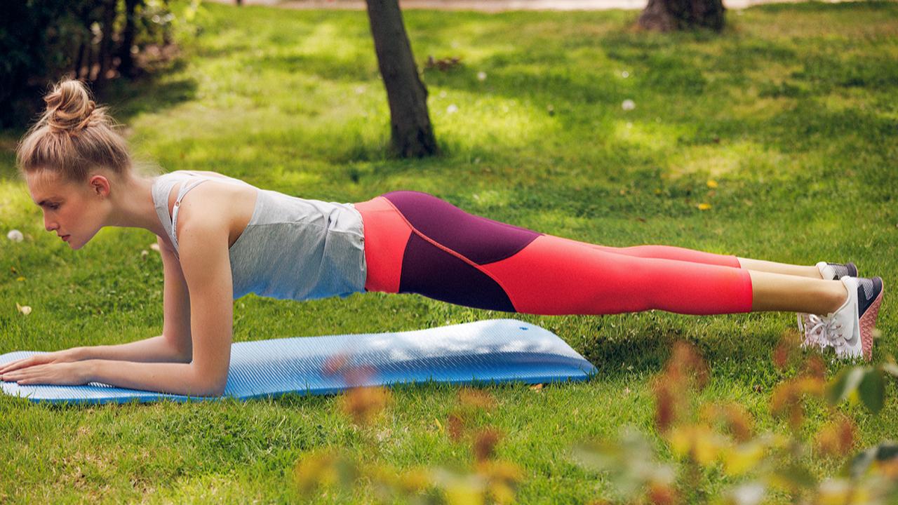 No es necesario tiempo ni espacio para tonificar nuestros músculos si...