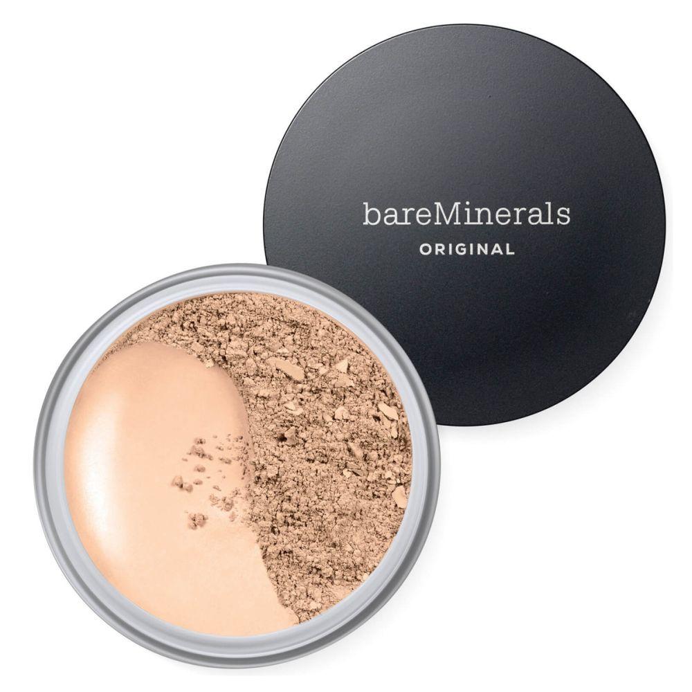 Polvos de maquillaje Original SPF15 de Bare Minerals (33 euros).