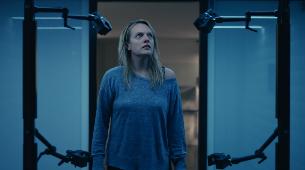 """Elisabeth Moss como Cecilia Kass en la película """"El Hombre Invisible"""""""