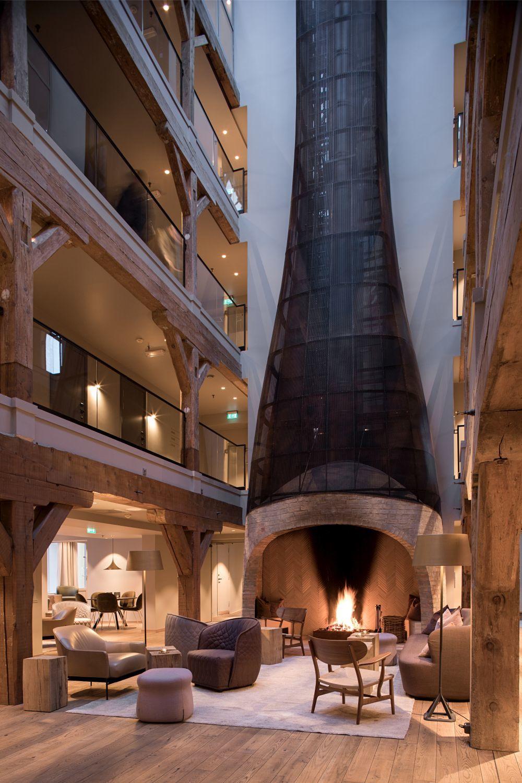 Hotel Brosundet.