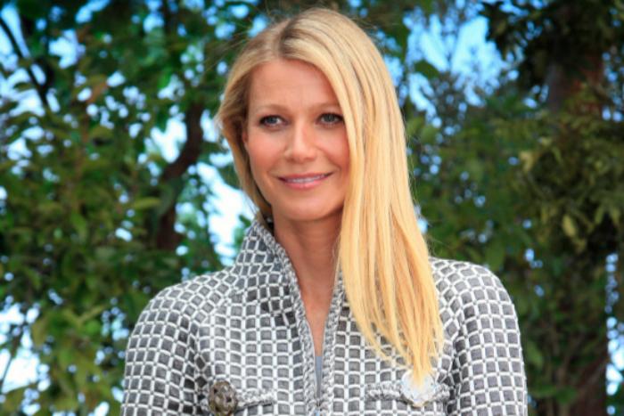 La actriz y empresaria Gwyneth Paltrow.
