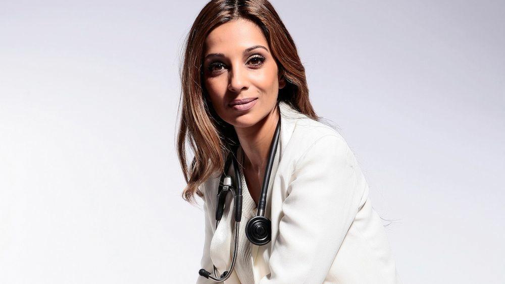 La doctora Nigma Talib.