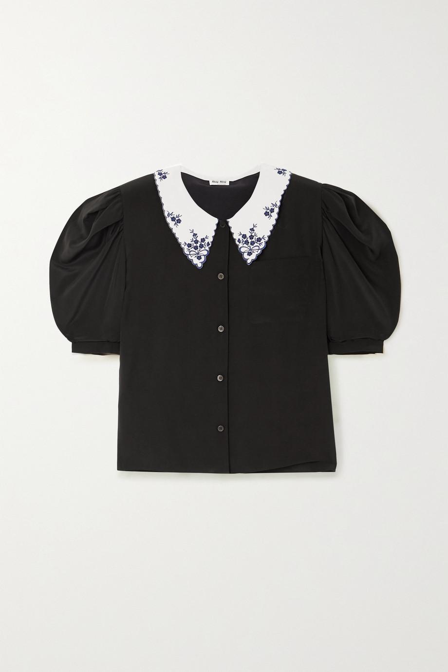 Blusa de Miu Miu (890 euros).