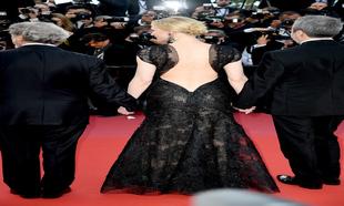 En la apertura del Festival de Cannes, mayo de 2018.