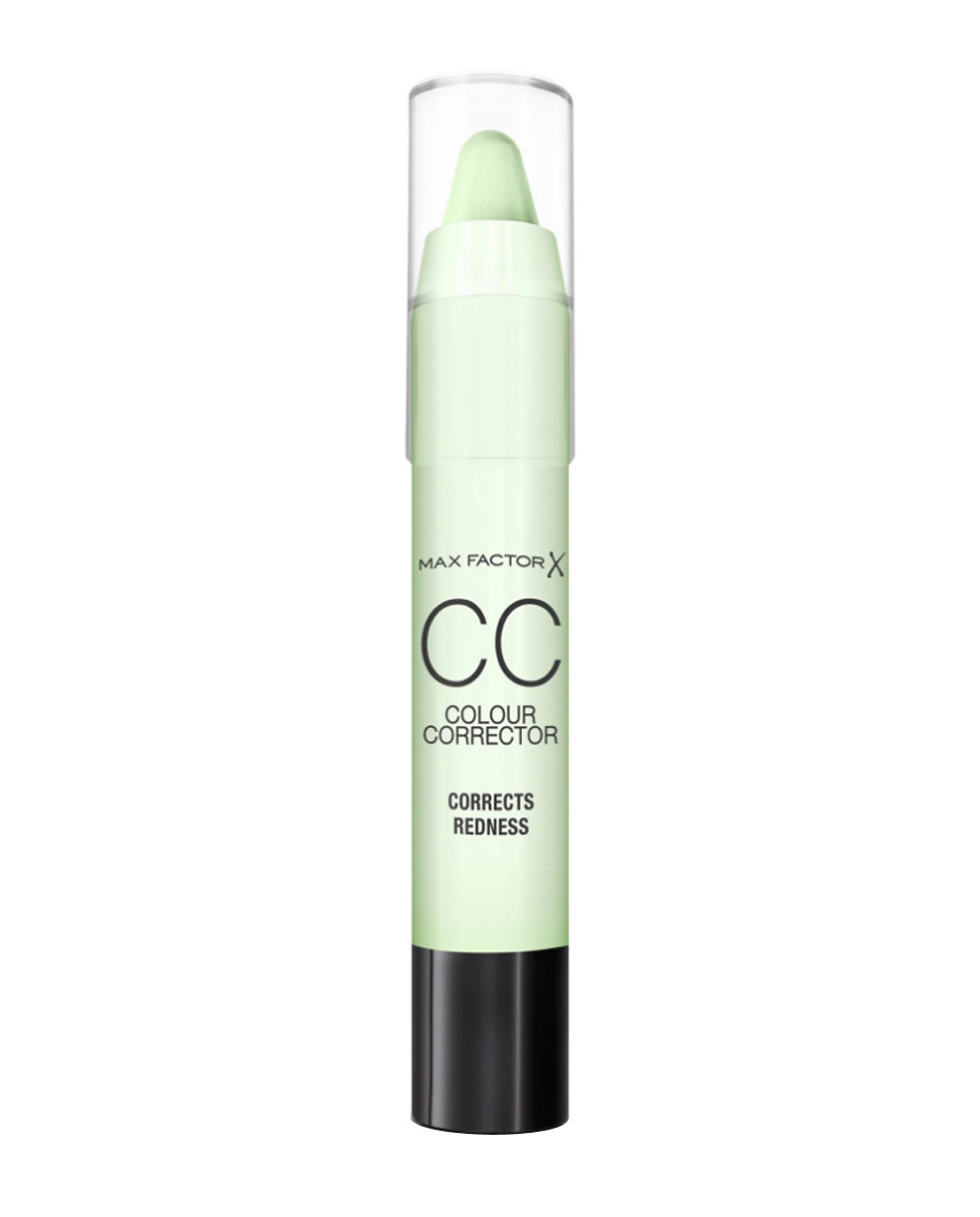 CC Colour Corrector Stick Redness de Max Factor.