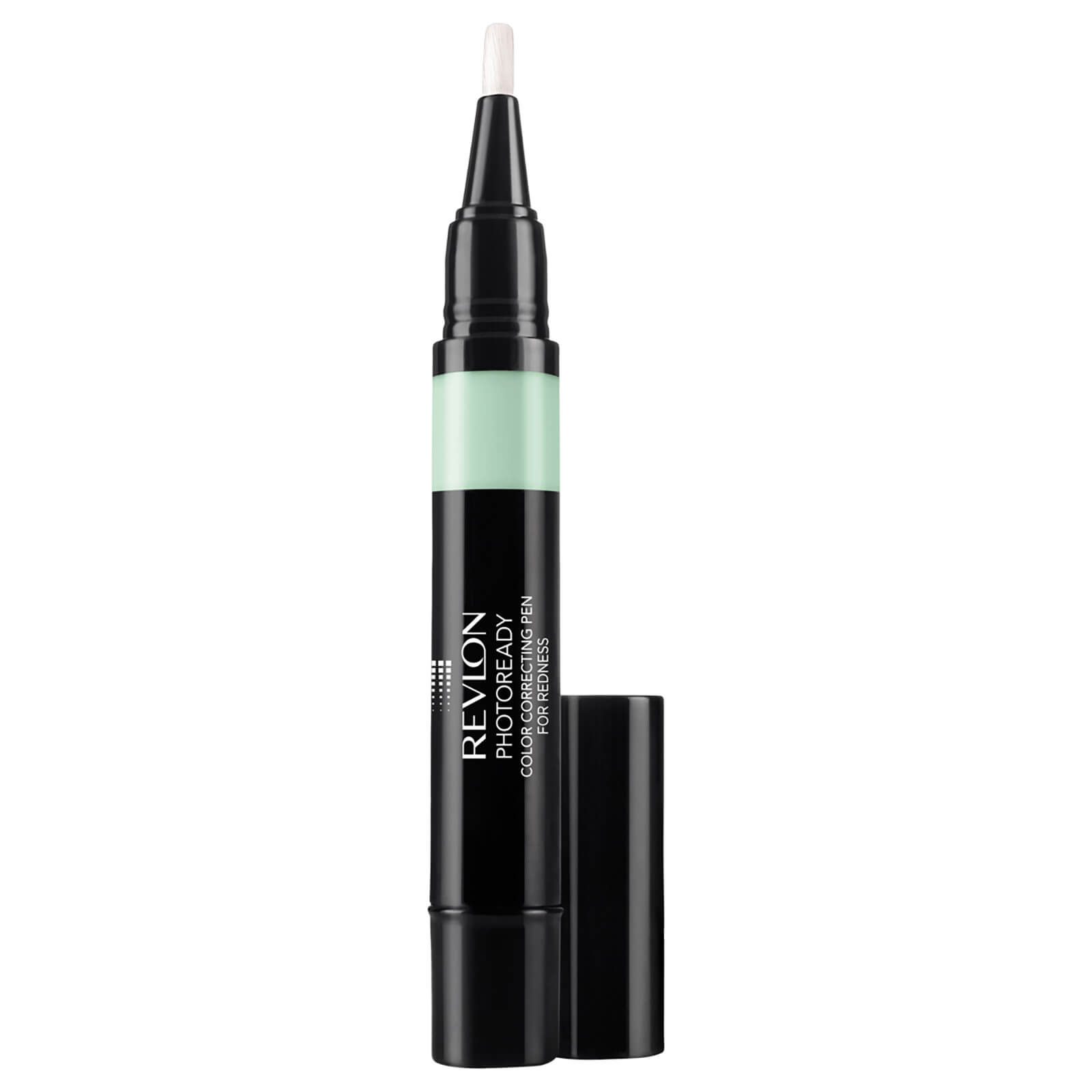 Lápiz corrector verde para rojeces Revlon Photo Ready.