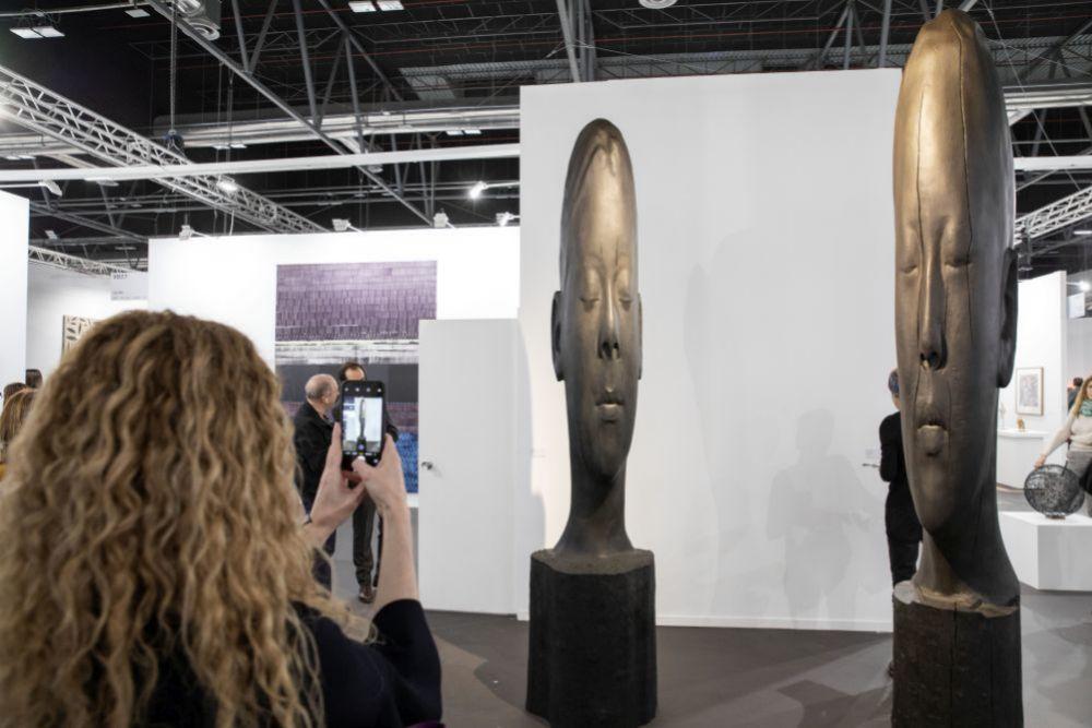 Esculturas de Jaume Plensa