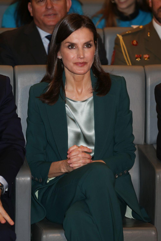 La reina Letizia en A Coruña