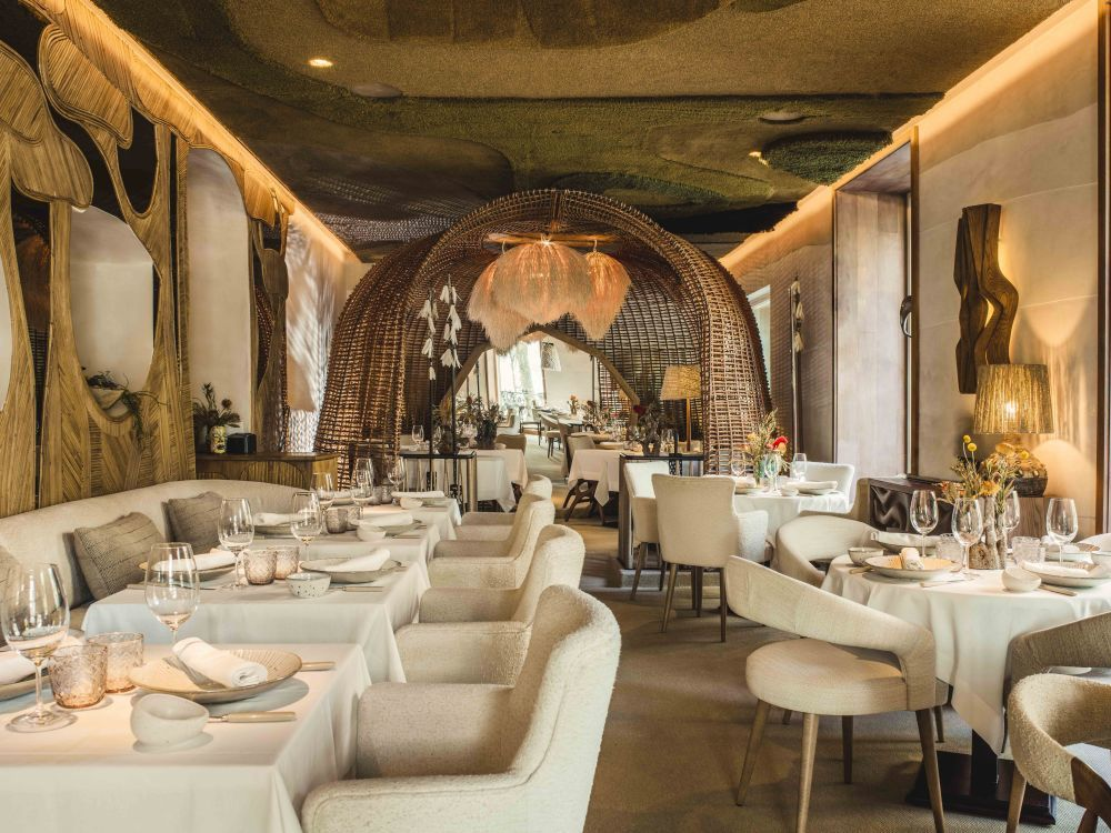 La Fonda Lironda: el restaurante de moda que además es