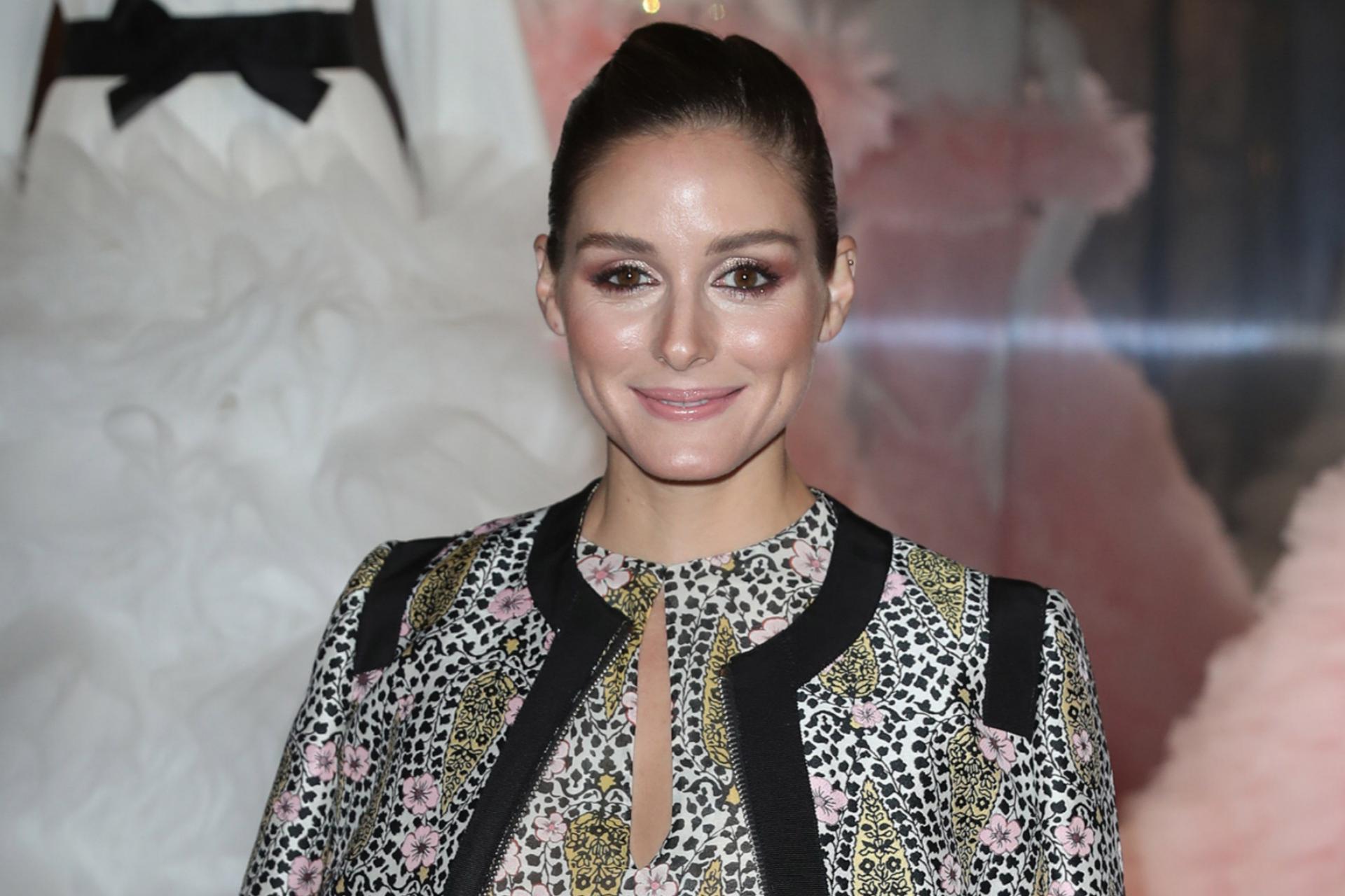 La 'it girl' y diseñadora Olivia Palermo.