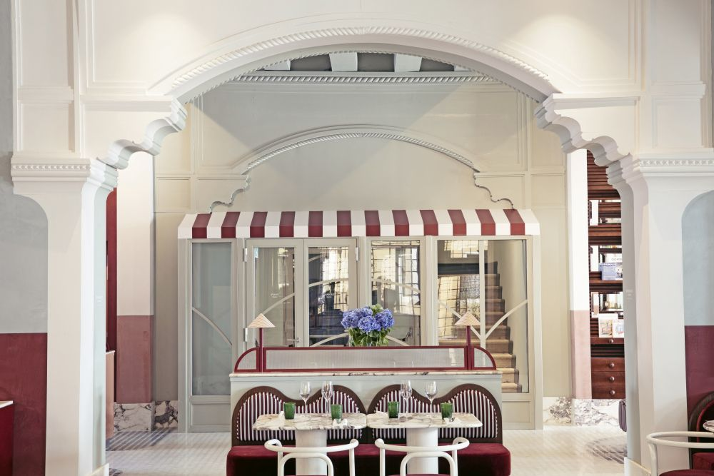 Restaurante del Hotel Palazzo