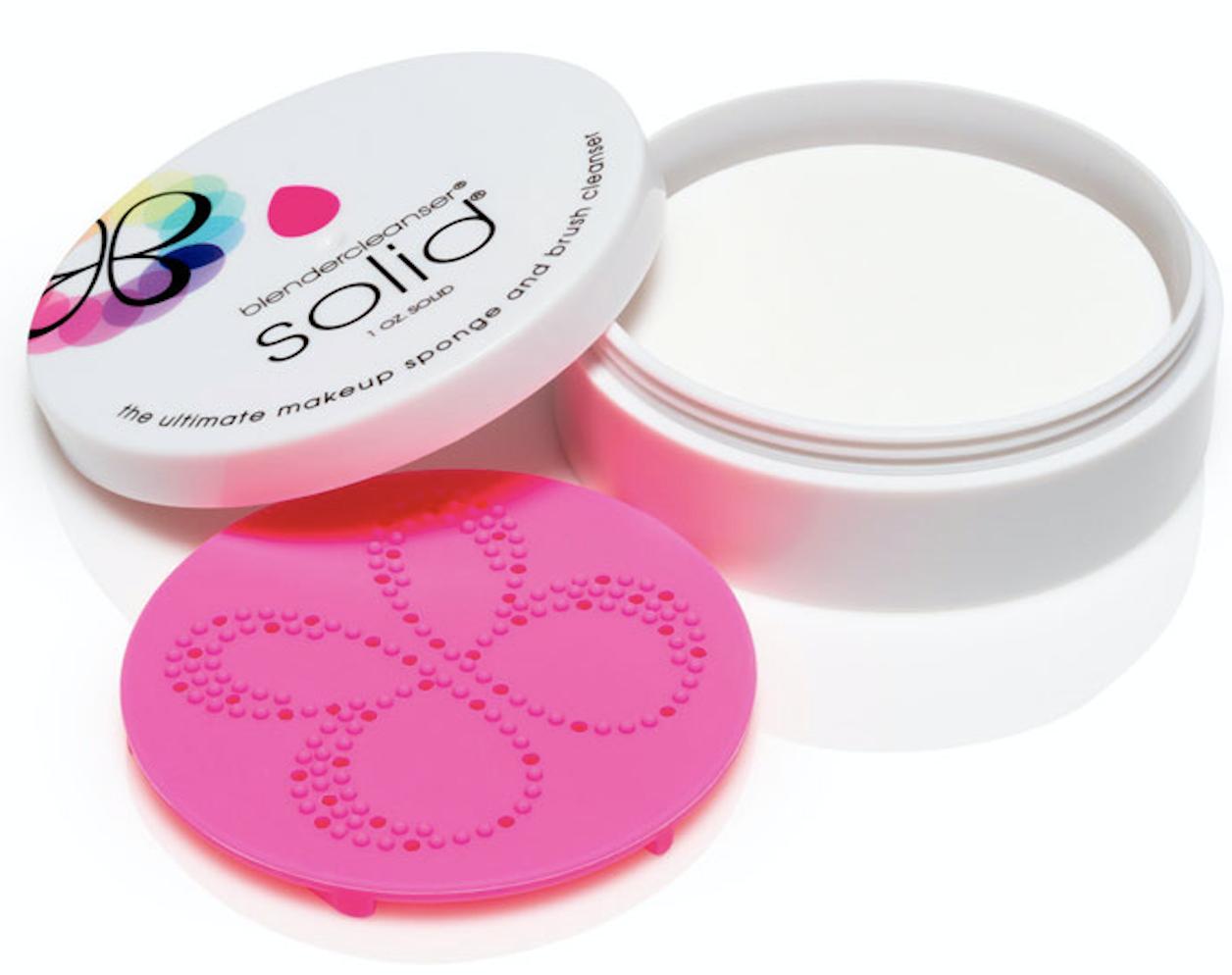 Jabón sólido Blendercleanser para brochas y esponjas (disponible en...